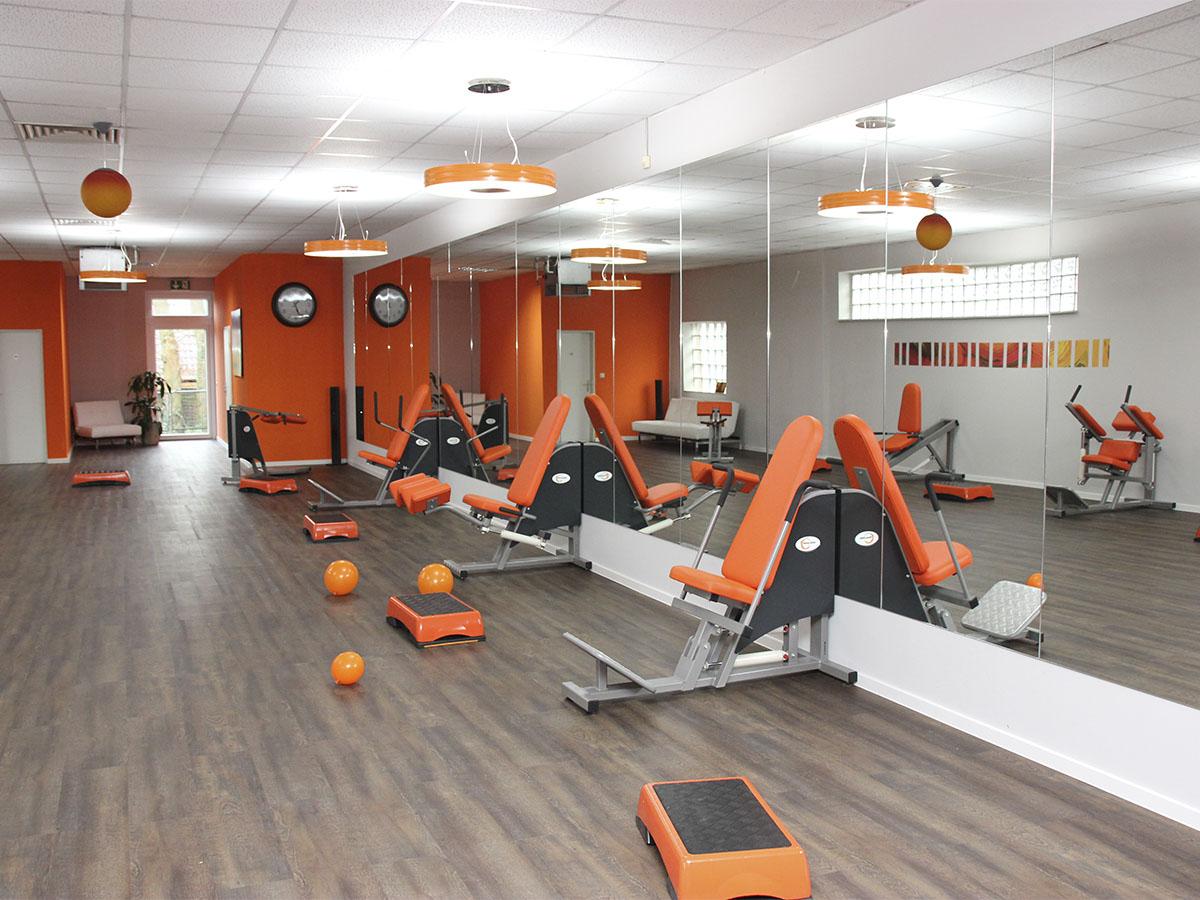 Studio des Fitness-Zirkels